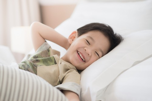 Children Who Snore Could Have Sleep Apnea