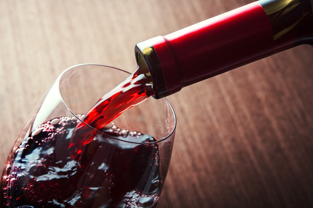 Water, Wine and Oral Health