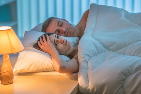Women Get Sleep Apnea, Too