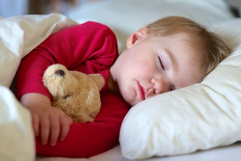 Does Your Child Show Signs of Obstructive Sleep Apnea?